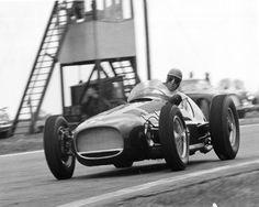 Peter Collins - BRM V16 Mark II