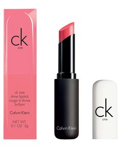 ck One Color Breast Cancer Awareness Shine Lipstick, $16; ulta.com   - MarieClaire.com