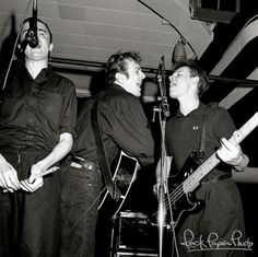 The Pogues with Joe Strummer