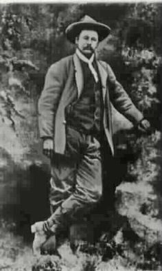 Bob Olinger (1850 - April 28, 1881) - Deputy at Lincoln County, New Mexico *Killed along with fellow deputy James Bell, by Billy The Kid
