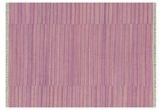 One Kings Lane - Now Trending - Anzio Flat-Weave Rug, Pink