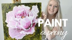 Hope you enjoy this painting tutorial of a peony in acrylics. The tips I share in this video are things I have learnt along the way, and are by no means the ...