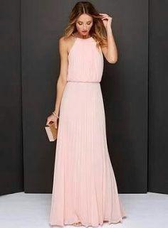 Mooie chiffon jurk
