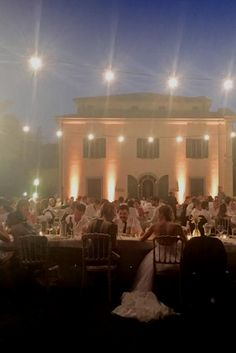 Dove Vuoi Catering a Villa Nicolaj (BO) per il matrimonio di Nicolas e Camilla