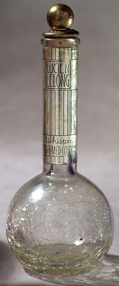 *Whisper - perfume by Lucien Lelong