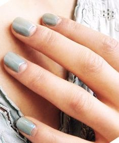 NEGATIVE SPACE NAIL ART! #Beauty #Musely #Tip