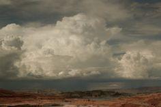 Getting Cloudy by Francesco Guerrera, via Behance