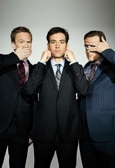 Tv Show | How I Met Your Mother | The Boys
