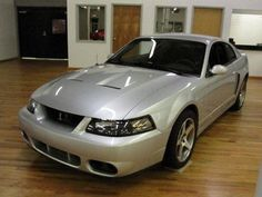 2004 FORD MUSTANG COBRA 4.6 LTR SUPERCHARGERED