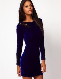 25 Mejores Imágenes De Vestidos De Terciopelo Vestidos De
