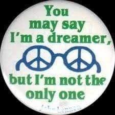 Imagine Peace ☮️