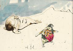 Anna Wright Illustration: Trot trot