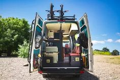 Sweet camper van combines luxury with adventure - Curbed