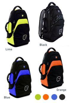 93f376c331 Fusion F1 Flugelhorn Gig Bag Backpack Colors - Blue