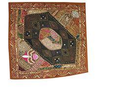 #ethnic #walltapestry #homedecor #gift #sale #banzaradecor #sari #patchwork