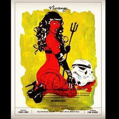 """Hunter Of Stormtroopers @nuvango #hifructose #nuvangocover"""