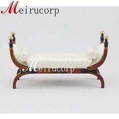 Fine 1/12 Scale Miniature Furniture Hand Carved Bed End Stool for Dollhouse Meirucorp http://www.amazon.com/dp/B011KSAP4Q/ref=cm_sw_r_pi_dp_.kU1vb1A3SA6T
