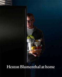 Heston Blumenthal at Home #cookbook