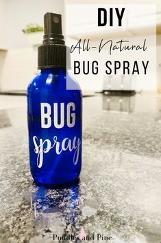 Learn how to make this all natural DIY deet free bug spray! This insect repellant uses essential oils to naturally repel mosquitos, flies and ticks! Mosquito Repellent Essential Oils, Essential Oil Bug Spray, Citronella Essential Oil, Natural Mosquito Repellant, Neutrogena, Peppermint Spray, Homemade Bug Spray, Bug Spray Recipe, Natural Bug Spray