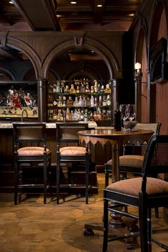 Bar Design Ideas
