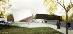 Saint-Laurent Sports Complex Architecture Competition Winner