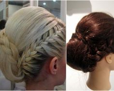 How To   Elegant Braided Updo