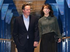 Samantha Cameron Photos: Conservative Party Conference: Day 3