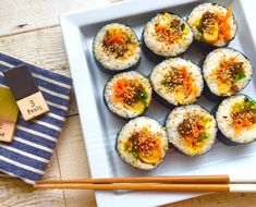 How Cooking Turkey Product Healthy Menu, Healthy Cooking, Cooking Recipes, Sushi Recipes, Asian Recipes, Vegetable Appetizers, Food Porn, How To Cook Rice, Cooking Turkey