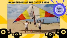 Reviews for Kids   Hang Gliding Lessons in Outer Banks, North Carolina