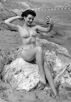 Rusty Fisher, Playmate Aprile 1956