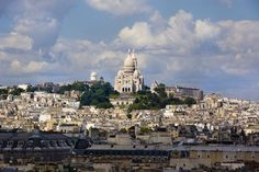 Sacre Coeur. Paris. Nothing compares to its tower view.