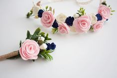 Love the Navy and Pink