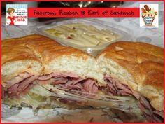 Pastrami Reuben at Earl of Sandwich - is it worth it?