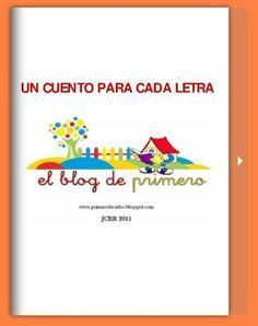 Debes dar click en el siguiente titulo para que puedas ver el PDF de esta publicación. UN CUENTO PARA CADA LETRA Comparto otras  versiones  de cuentos que encontré: Elementary Spanish, Spanish Classroom, Teaching Spanish, Teaching Resources, Spanish Lesson Plans, Spanish Lessons, Bilingual Education, Kids Education, Classroom Language