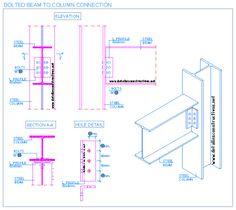 steel_beam_to_column_flange_bolted_connection_shear_framed_web_simple_hole_angle_section_bolts_ipe_stahl_verbindungen_liger_kolom_verbinding_palkin_pilari_liitos_detail_drawing_design.png (400×357)