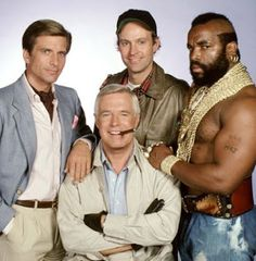 80-90-Music-Lifeblog-Fashion-clothings-giochi-video-films: Telefilm 80' A-Team Sneaker Stores, Video Film, A Team, Fashion Outfits, Guys, Couple Photos, Films, Fictional Characters, Musica