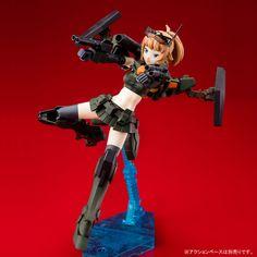 Command Fumina ci viene proposta dalla Bandai direttamente tratta da Gundam Build Fighters Batlogue episode 3.