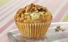 Ricotta, Banana & Date Breakfast Muffins