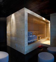 Sauna Kyly, Avanto Architects