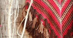 Feito à mão em crochet  85