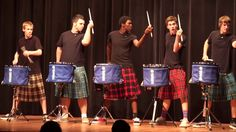THE OFFICIAL Hot Scots drum line - 2011 - Nigel - Talent Show at LHHS Guys. Guys. Seriously? This is one of the coolest things ever. :D Watch!
