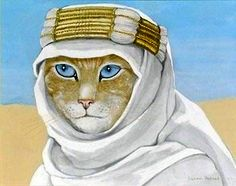 """Lawrence of Arabia (Movie of David Lean)"" par Susan Herbert--Nothing like romanticizing a pack of cutthroats on mangy camels while making it clear to family and friends that Oxford failed in its purpose in regard to  Larry. Should have been made to take Holy Orders or been cut off. Thank God he never married ! what do I know? I'm just a cat."