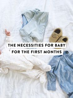 Minimalist Baby List and What We Felt Was Necessary for Baby Lil Baby, Baby Boy, Minimalist Baby, Baby Necessities, Baby List, Sleep Sacks, Second Baby, Baby Wraps, Changing Pad
