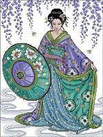 JE 027_Blue Geisha_1/5