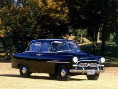 1955 Toyopet Crown Rs