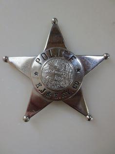 Elgin, Joliet and Eastern Railway Company Police (Salisbury Schultz) Law Enforcement Badges, Police Badges, Salisbury, Bracelet Watch, Patches, Accessories, Jewelry Accessories