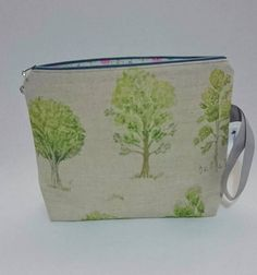 Knitting Bag Trees P