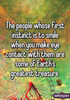 the people whos first instinct is to smile - Google Search