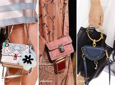 Spring/ Summer 2017 Handbag Trends: Tiny Bags/ Purses