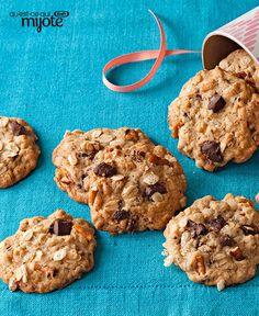 Chocolate Chunk-Everything Cookies Recipe Kraft Recipes, Cookie Desserts, Cookie Bars, Everything Cookies Recipe, Cooking With Kids, What's Cooking, My Cookbook, Best Cookie Recipes, What To Cook